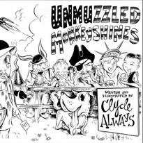 Unmuzzled Monkeyshines--Full Cover