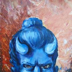 El Diablo Azul (2021)