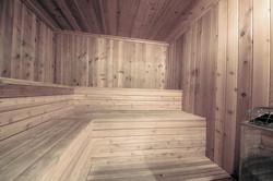 Cedar Dry Sauna