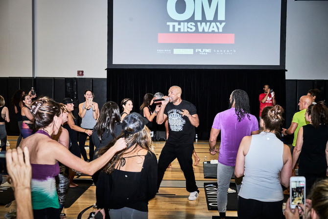 Yoga For A Cause: Om This Way 2016