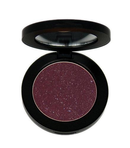 Purple mauve eye shadow