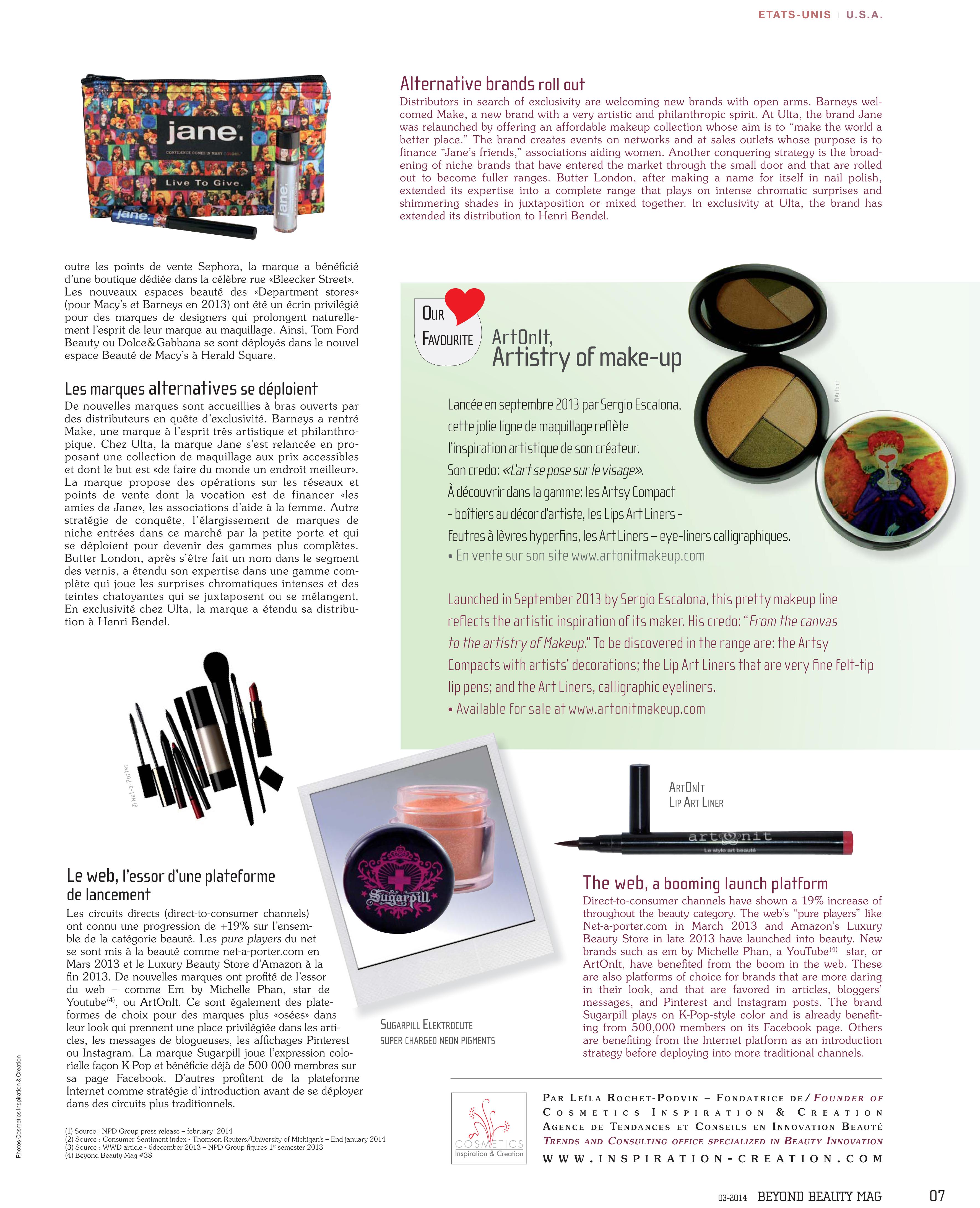 Beyond Beauty Mag N° 39~ Paris