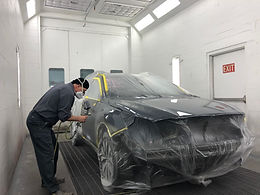 auto paint repair rochester michigan