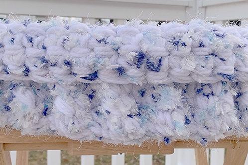 Blue Confetti
