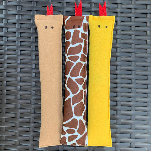Safari Catnip Slithers (Set of 3)