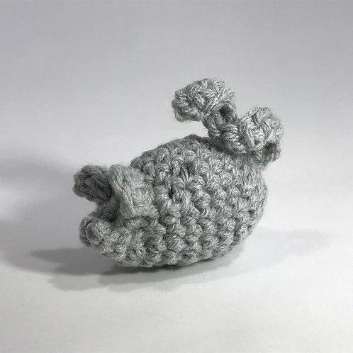 Granite Catnip Mouse