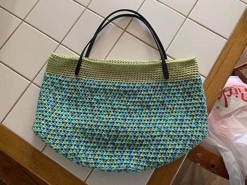Pretty Cotton Bag