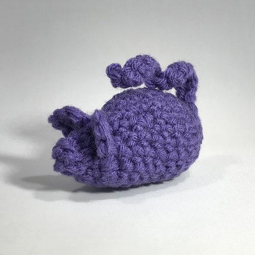 Grape Catnip Mouse