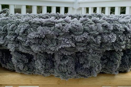 """Fuzzy Charcoal"" (Medium)"