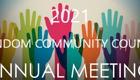 2021 ANNUAL WINDOM NEIGHBORHOODWCC BOARD OF DIRECTORS MEETING/ELECTIONS