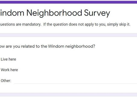 Windom Community Survey English, Soomaali, Español