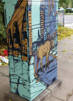 Windom Utility Box Wrap Project​