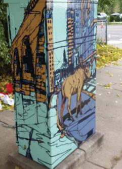 Windom Utility Box Wrap Project