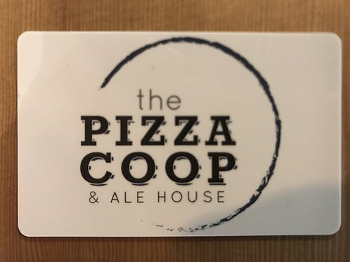 $75 Pizza Coop Gift Card