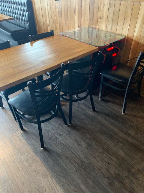 Video Game table