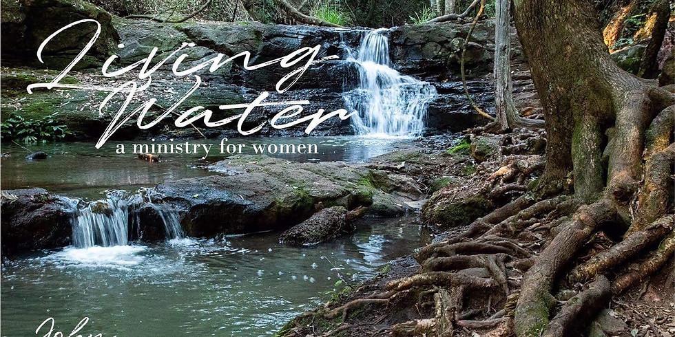 Living Water Morning Tea