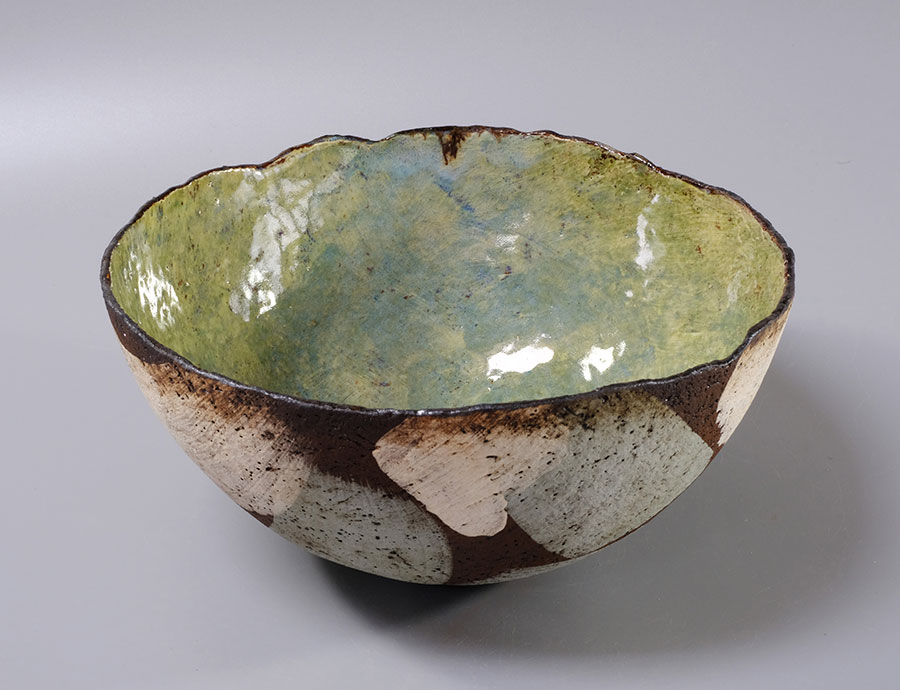 Tide-washed bowl