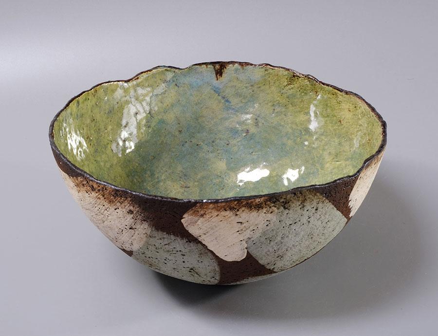 Tide-washed bowl