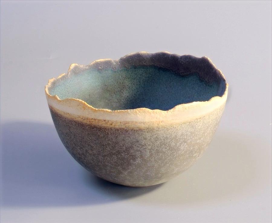 Pebble bowl