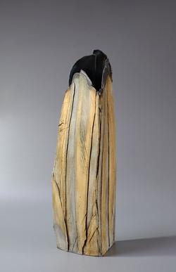 Cliff vase