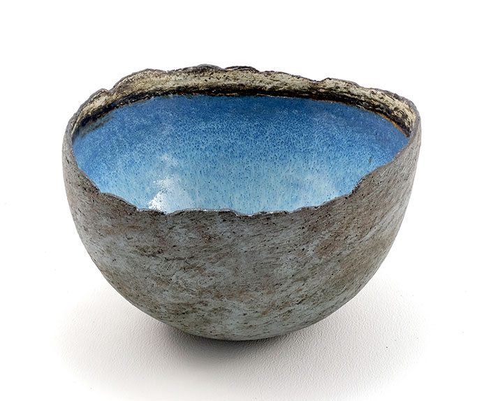Pebble bowl