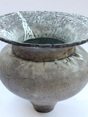 Coiled pot