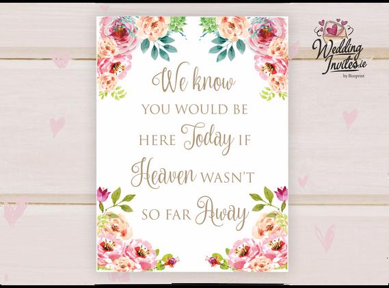Heaven Floral