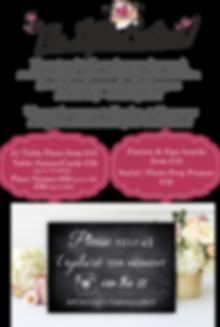 ReceptionSignage_ArtworkSamples PRICES.p