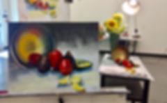 Shawn Dell Joyce Pastel Set-up.jpg