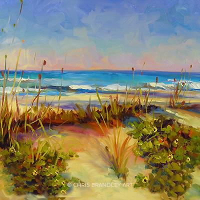 Chris Brandley Art Beach copyright.png
