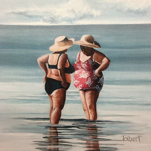 Beach Ladies by Sheila Tolbert.jpg