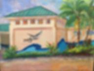 Beach Art Center painting Linda Newton.J