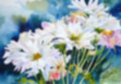 Suzanne Natzke - Light up watercolors wk