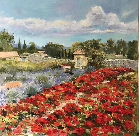 Violetta Chandler flower countryside.jpe