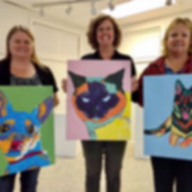 Shawn Dell Joyce Pet Portraits finished