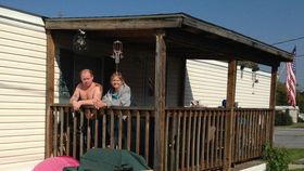 The odd legal limbo for mobile home owners