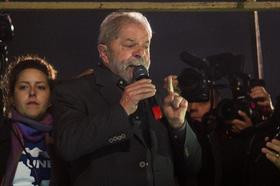 Brazil Ex-President Lula Formally Charged With Corruption