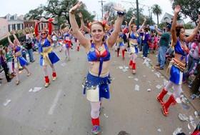 Managing Traffic During New Orleans' Mardi Gras - The Atlantic: CityLab