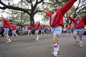 610 Stompers: New Orleans' All-Male Dance Troupe
