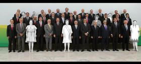 Brazil's New President Michel Temer Fills Cabinet With Only White Men