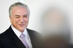Brazil President Caught On Tape Discussing Hush Money, Plunging Country Into Deep Political Crisis