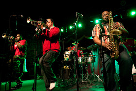 The Soul Rebels Dare You Not to Dance