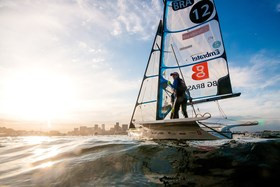 This Is What Ticks off the World's Top Sailors