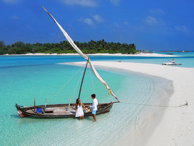 The Paradise Islands Where Everyone's Divorced
