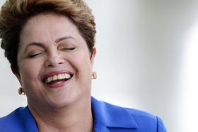 In Turbulent Times, One Source Keeps Brazil Laughing
