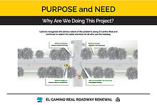 Project Purpose and Need