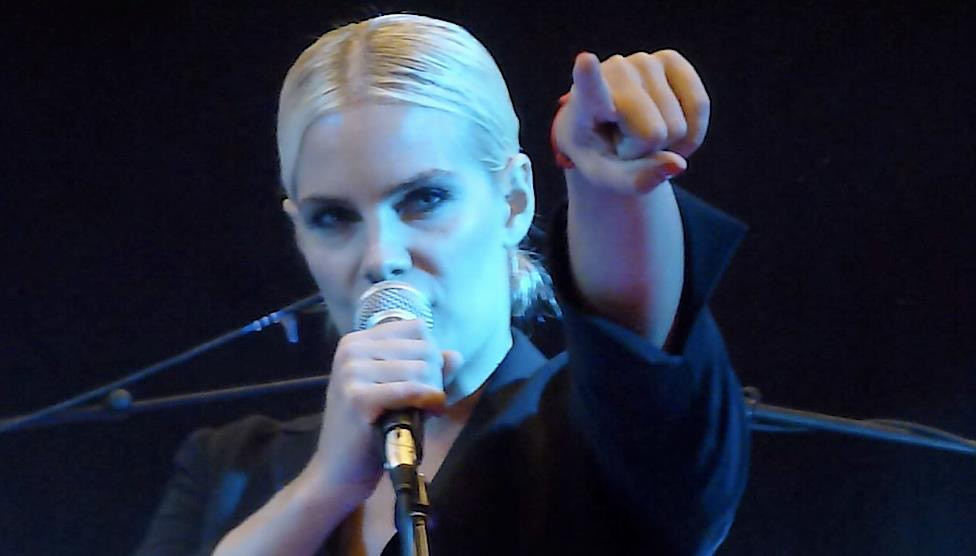 Elfy KA en concert