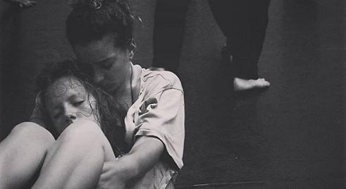 Aurore Lacombe atelier danse