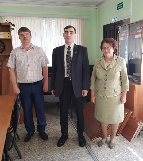 С.А. Ананьев, В.А. Чернышов, Т.В. Борзова «Мы создаём будущее!»