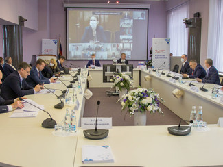 Board meeting of the Federal Service for Intellectual Property